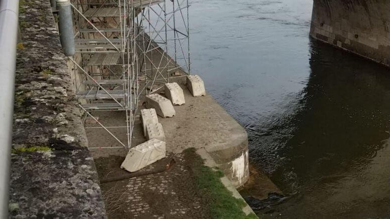 Pont Cessart - Saumur